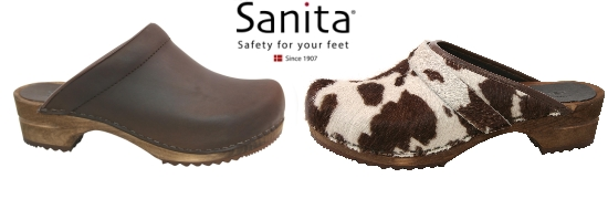 Sanita original dänische Clogs
