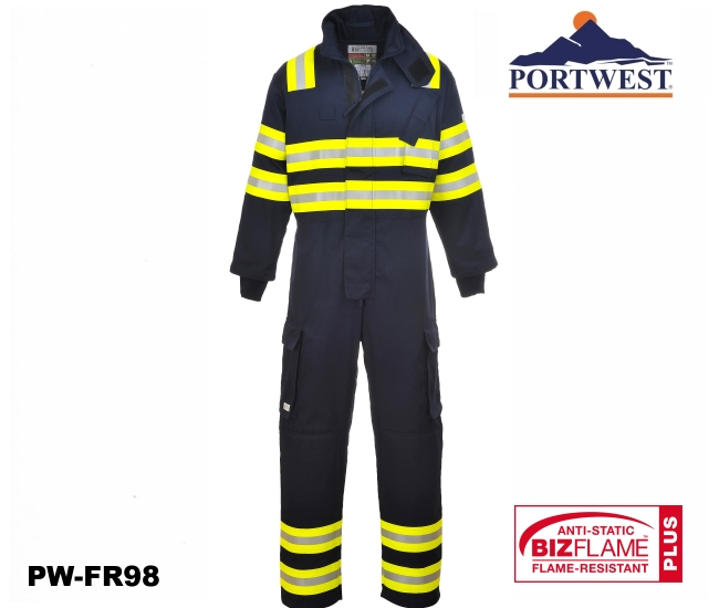 Waldbrand Overall BIZ Flame Portwest